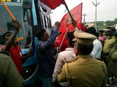 aavadi agitation