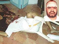sankararaman murder