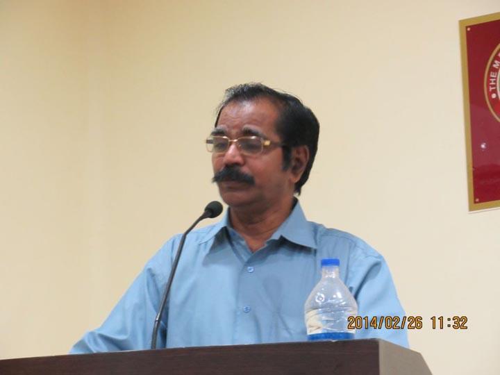 Ilakkuvanar Thiruvalluvan