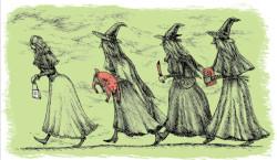 சூன்று வெருளி-Wiccaphobia