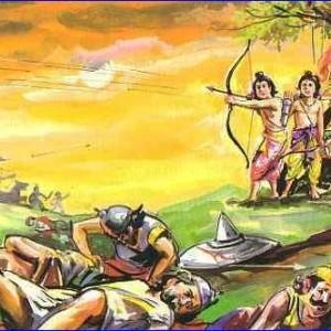 சி.செயபாரதனின் 'சீதாயணம்' – நாடகம் : காட்சி 4