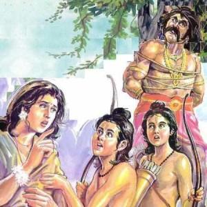 சி.செயபாரதனின் 'சீதாயணம்' – நாடகம் : காட்சி 5
