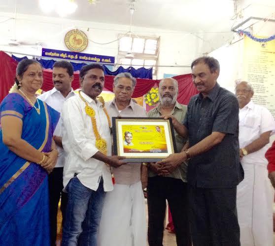 கவிதைவானில் விருது : nighazhvu_kavithaivaanilvirudhu