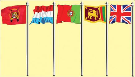 ஈழக்கொடியும்பிறகொடிகளும் : eeahzam_flag_and_other_flags