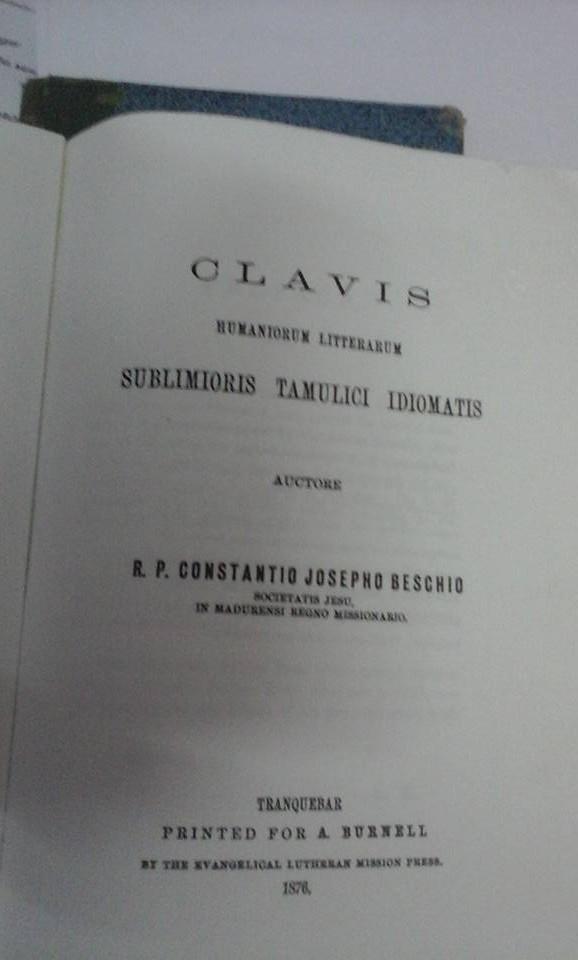 கிளாவிசு மொழிபெயர்ப்பு வெளியீடு05 :azhai_veeramaamunivar05