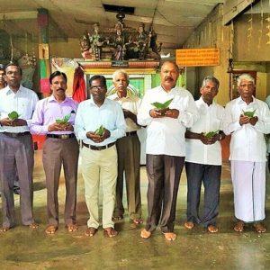அமரர் பெரியசாமி சந்திரசேகரன் பிறந்தநாள் வழிபாடு