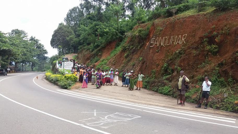சங்குவார் ஆர்ப்பாட்டம்01 :sanquar_estate01new