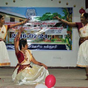 பதுளை சரசுவதி தேசியக் கல்லூரி : கட்டடத் திறப்பு விழா & அடிக்கல் நாட்டு நிகழ்வு
