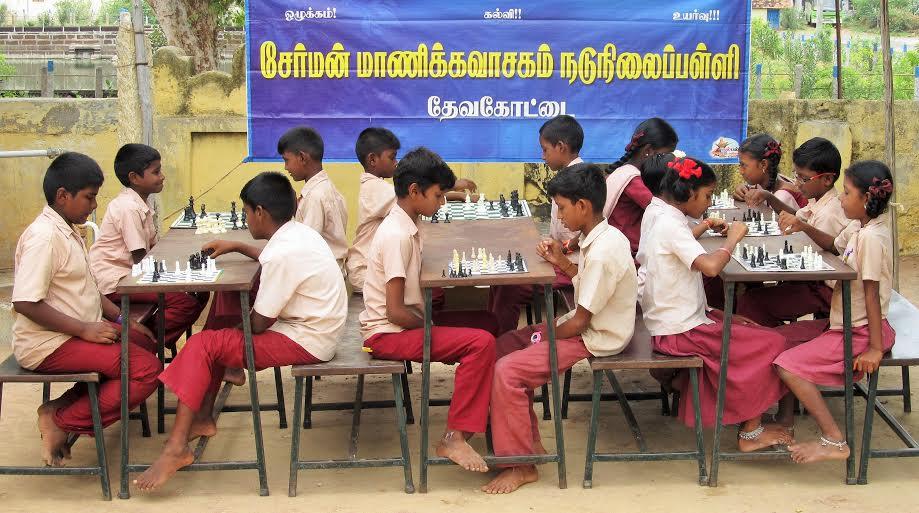 தேவகோட்டை, சதுரங்கப்போட்டி02; devakottai_chess02