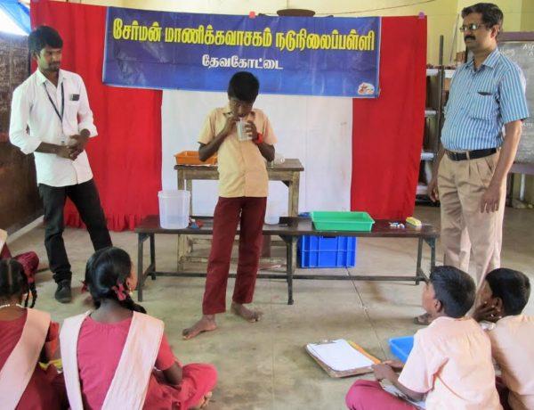 மாணிக்கவாசகம்பள்ளி, அறிவியல் ஊர்தி01 : manickavasakampalli_mobliesciencevan01