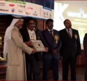 நட்சத்திரப் பொறியாளர் விருது பெற்றார் வித்தியாசாகர்!