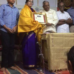 தமிழ்நிதி விருது  வழங்கும்  விழா