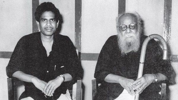 திருவாரூர் தங்கராசு, பெரியார் ஈ.வெ.இரா. உடன்