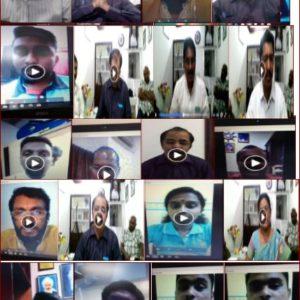 உலகத்தமிழிணைய மாநாடு 2017, மலேசியா :  இணையவழி உரையாடல் காணுரைகள்