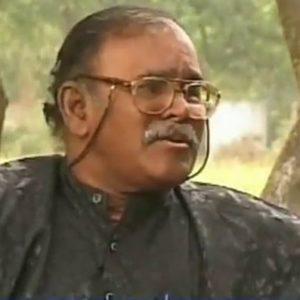 இனமான நடிகர் எம்.ஏ.கிரிதரன் முதலாமாண்டு நினைவேந்தல்